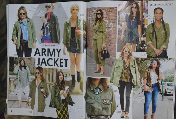 The Military Vibe....... OLIVE IT!!!