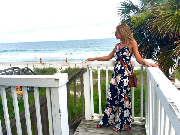 Travel Essentials: What I Packed for Myrtle Beach
