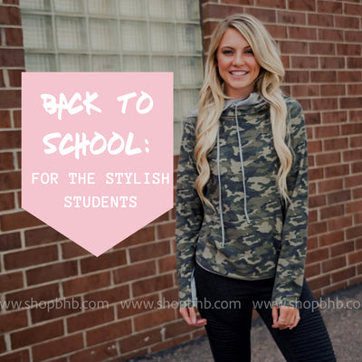 Back To School: Stylish Students