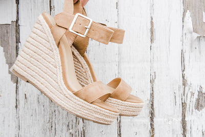 Wedge Cheetah Sandals are a Summer 2019 Must Have