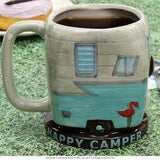 GIFT SET: Happy Camper : Sweatshirt, Mug and Hat - BAD HABIT BOUTIQUE