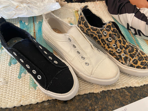 Playful Tennis Shoes - Very G, SHOES, VERYG, BAD HABIT BOUTIQUE