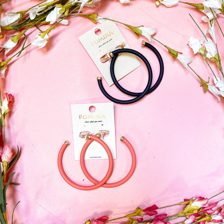 Hoops for Days, JEWERLY, JOIA, BAD HABIT BOUTIQUE