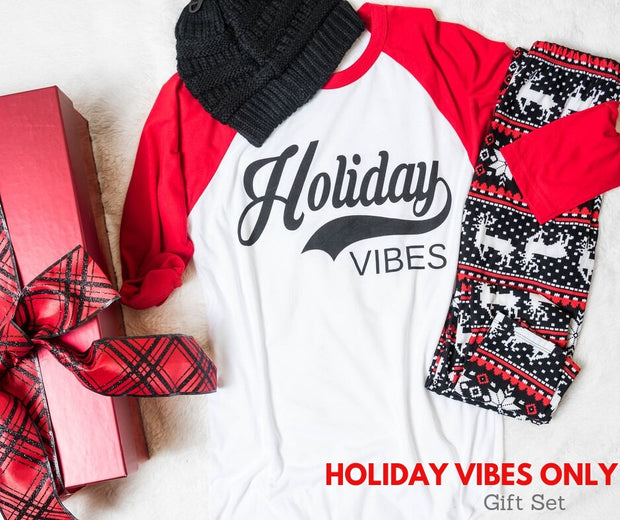Holiday Vibes - Gift Set