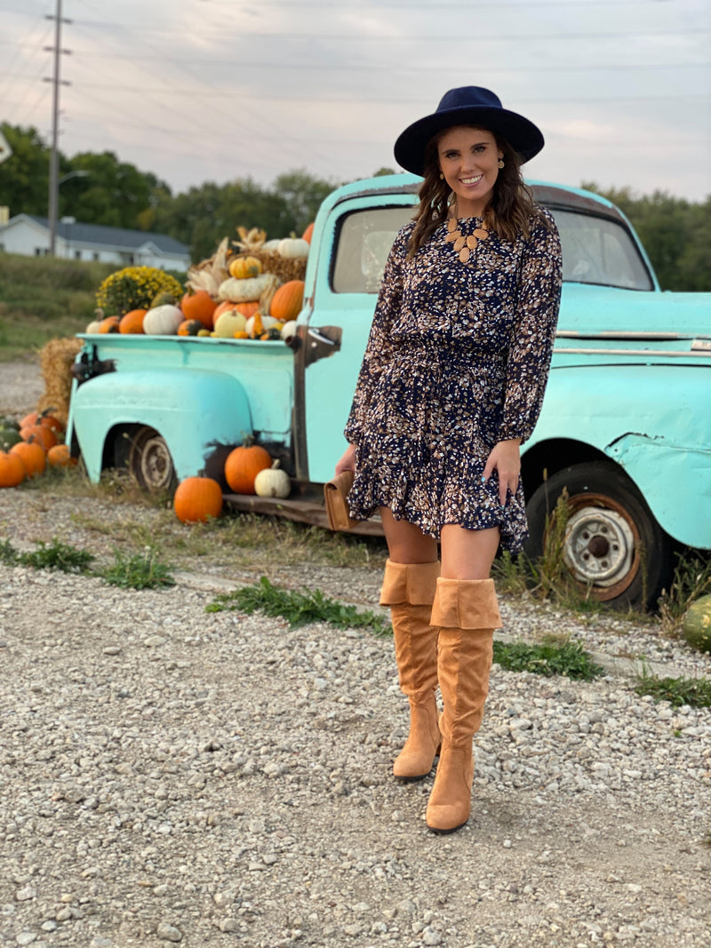 Dancing Outlaw Flare Dress, CLOTHING, JODIFL, BAD HABIT BOUTIQUE