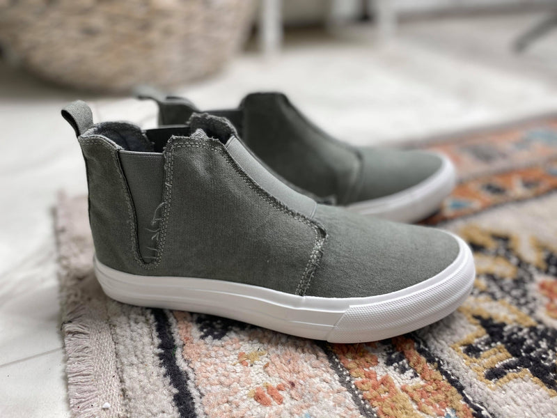 Frankie High Top Sneaker - Very G, SHOES, very g, BAD HABIT BOUTIQUE