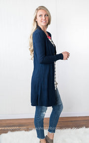 Addicting  Long Cardigan, SALE, vendor-unknown, badhabitboutique