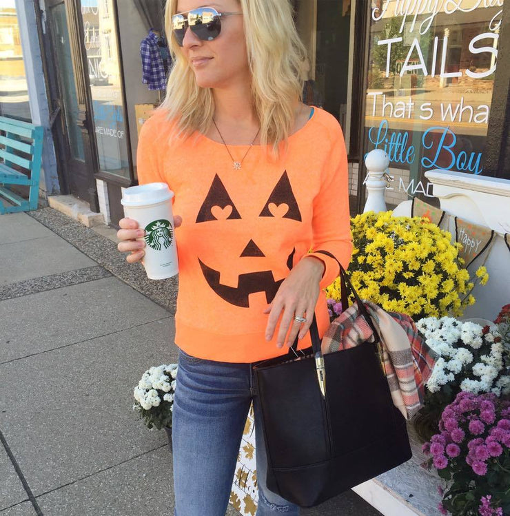 Love Me Some Pumpkin Sweater, WHAT'S NEW, GRAPHICS, badhabitboutique