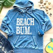 Vintage royal beach bum hoodie, beach bum, beach hoodies, ron jon, royal blue hoodies, Bad Habit Apparel