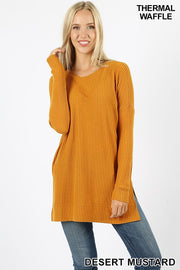 thermal tunic, thermal long sleeve, thermal tops, thermal
