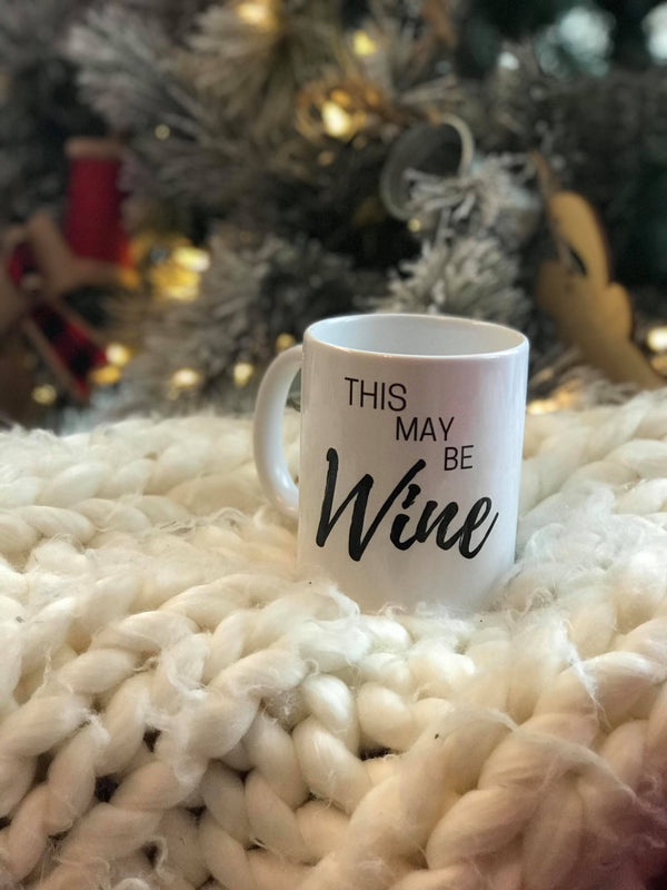 This may be Wine Coffee Mug, HOME, BAD HABIT APPAREL, BAD HABIT BOUTIQUE