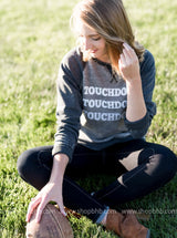 Touchdown Sweatshirt - BAD HABIT BOUTIQUE