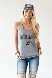 River Kind of Day Tank