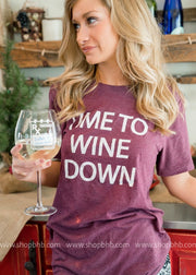 TIME TO WINE TSHIRT