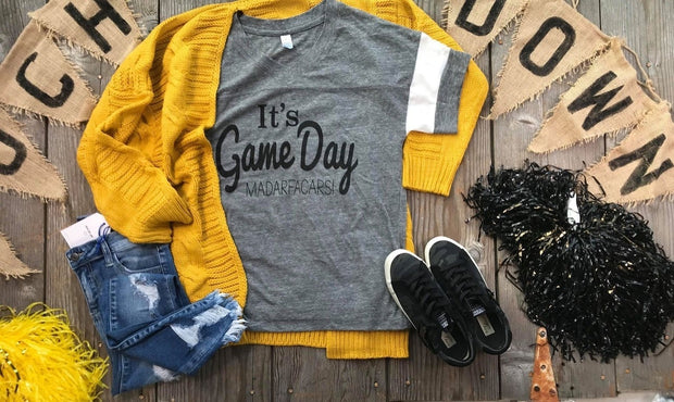 It's Game Day | Gray, GAMEDAY, vendor-unknown, badhabitboutique