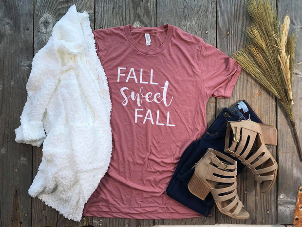 Fall Sweet Fall Tshirt