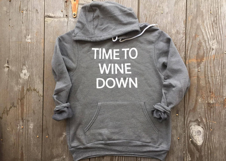 Time To Wine Hoodie,  wine gifts, gifts, holiday gift, hoodie, hoodies, time to wine top, plus size, curvy girl, winter clothing, winter tops, winter hoodies, wine lovers, wine taste, wine, womens hoodies, hoodies for women