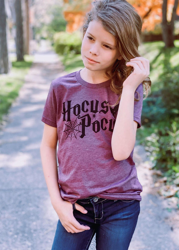 Hocus Pocus T-Shirt - Sidekick Kids, CLOTHING, BAD HABIT APPAREL, BAD HABIT BOUTIQUE