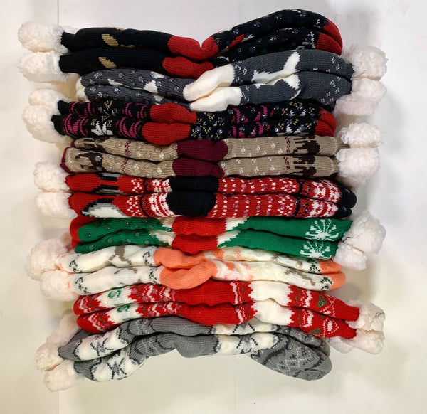 Holiday Mystery Socks, ACCESSORIES, BAD HABIT BOUTIQUE , BAD HABIT BOUTIQUE