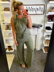 my essential jumpsuit, spaghetti straps jumpsuit, jumpsuit, sleeveless jumpsuit, jumpsuits, my essential jumpsuit