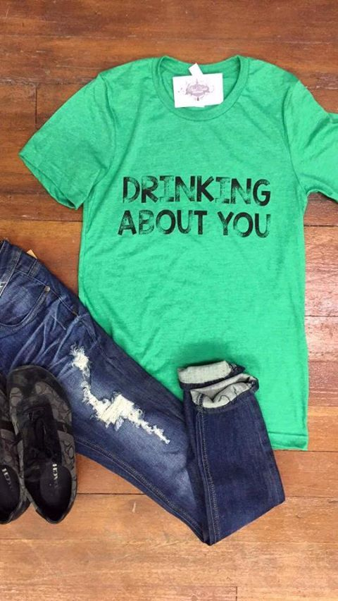 Drinking About You - BAD HABIT BOUTIQUE