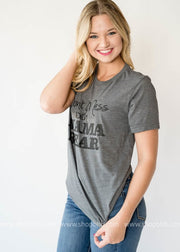 Exclusive Don't Mess with Mama Bear Tee, MOM COLLECTION, GRAPHICS, badhabitboutique