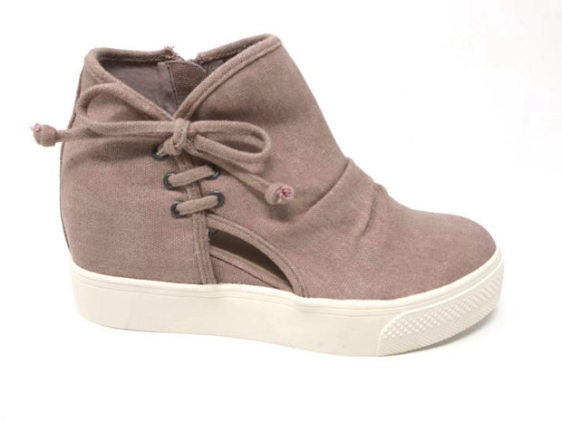 Julia Wedge Sneaker-Very G