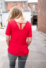 Short Sleeve With T-BACK