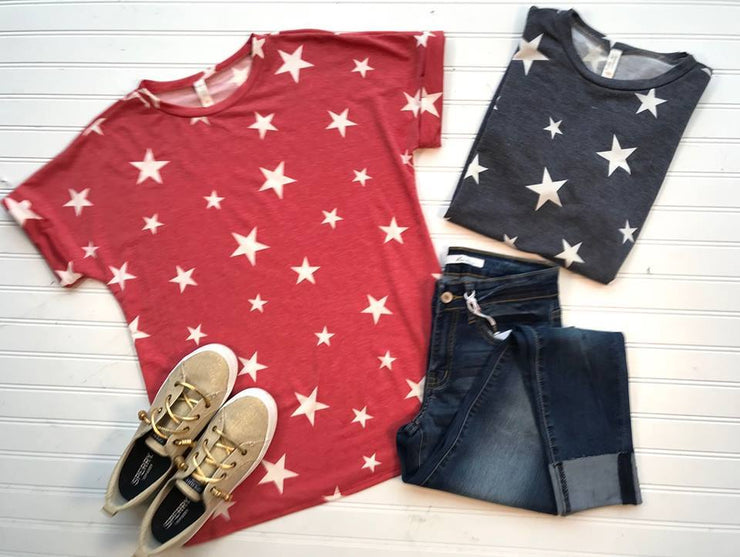 Stars All Around Me Top
