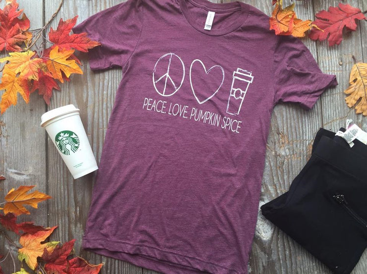 PEACE LOVE PUMPKIN SPICE | Wine