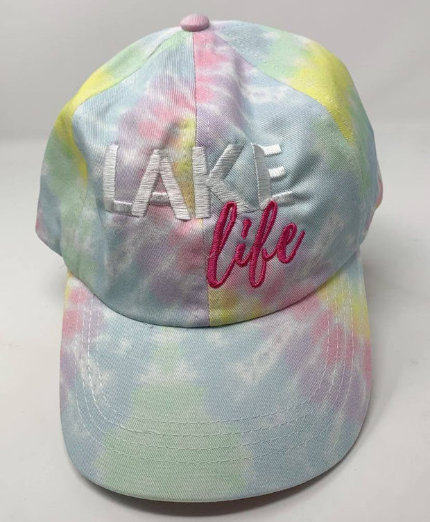 Lake Life Trucker Hat, ACCESSORIES, BAD HABIT APPAREL, BAD HABIT BOUTIQUE