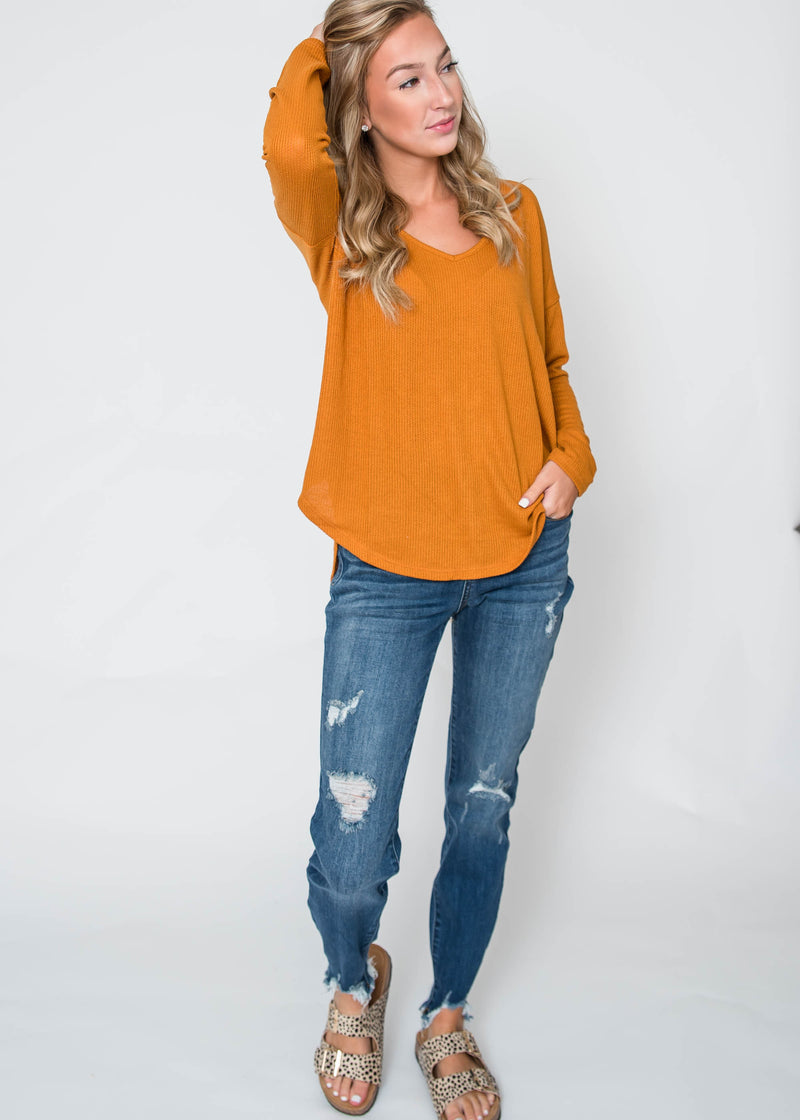 The Basic Thermal Top, CLOTHING, HyFve, BAD HABIT BOUTIQUE