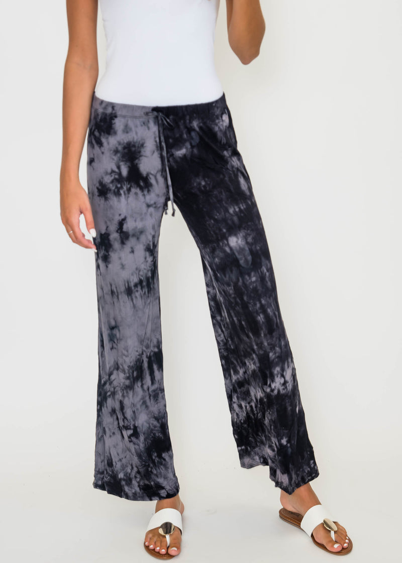 Tie Dye Palazzo Pants, CLOTHING, Ginger G, BAD HABIT BOUTIQUE