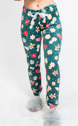 Bake My Day Lounge Holiday Pants | FINAL SALE, CLOTHING, JOIA, BAD HABIT BOUTIQUE