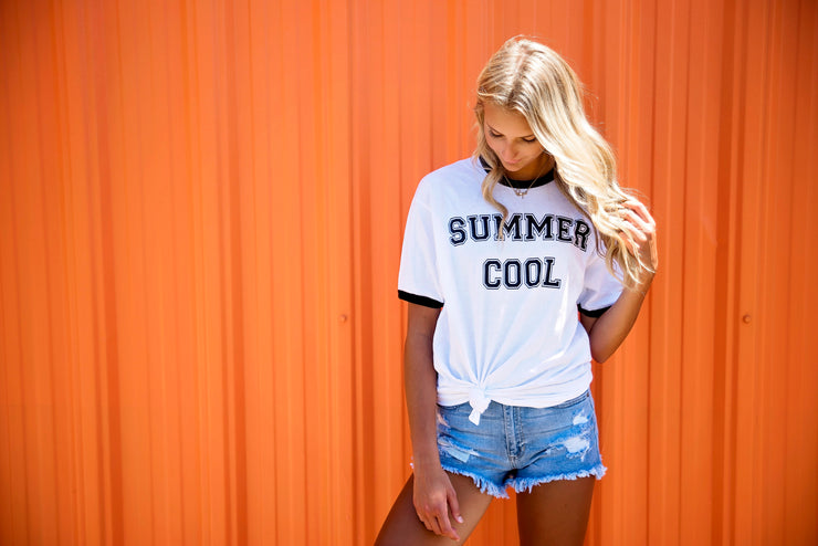 BHB Summer Cool Graphic Tee