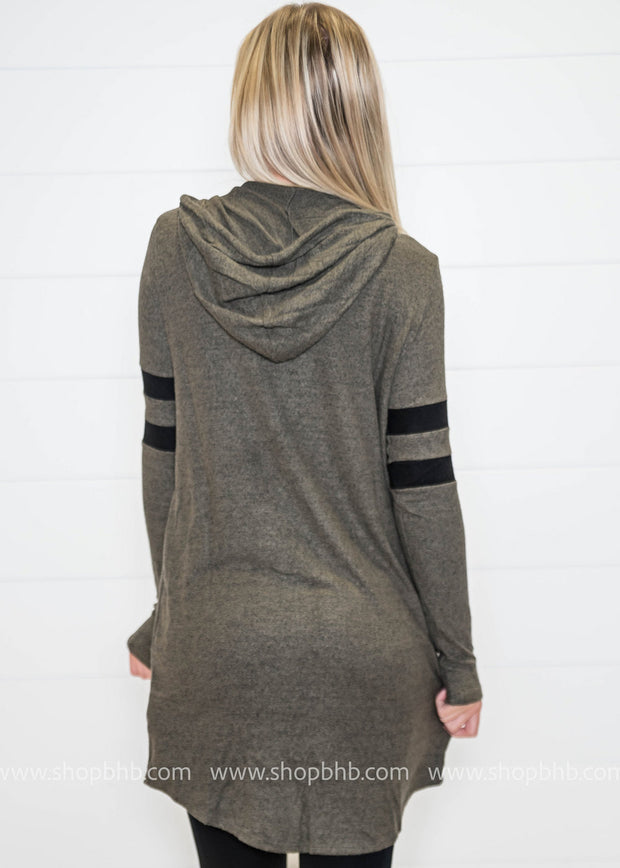 Loving this stylish yet comfortable, Sporty Spice Hoodie!!