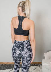 Curve Mesh Extreme Racerback Sports Bra- Workout Wear, ACTIVEWEAR, Mono B, badhabitboutique