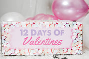 (PRE-ORDER) 12 Days of Valentine's Day Gift Box., 12 DAYS, BAD HABIT BOUTIQUE, BAD HABIT BOUTIQUE