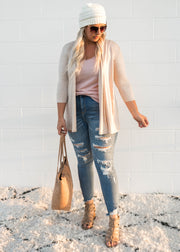 My Transitioning Cardigan - FINAL SALE