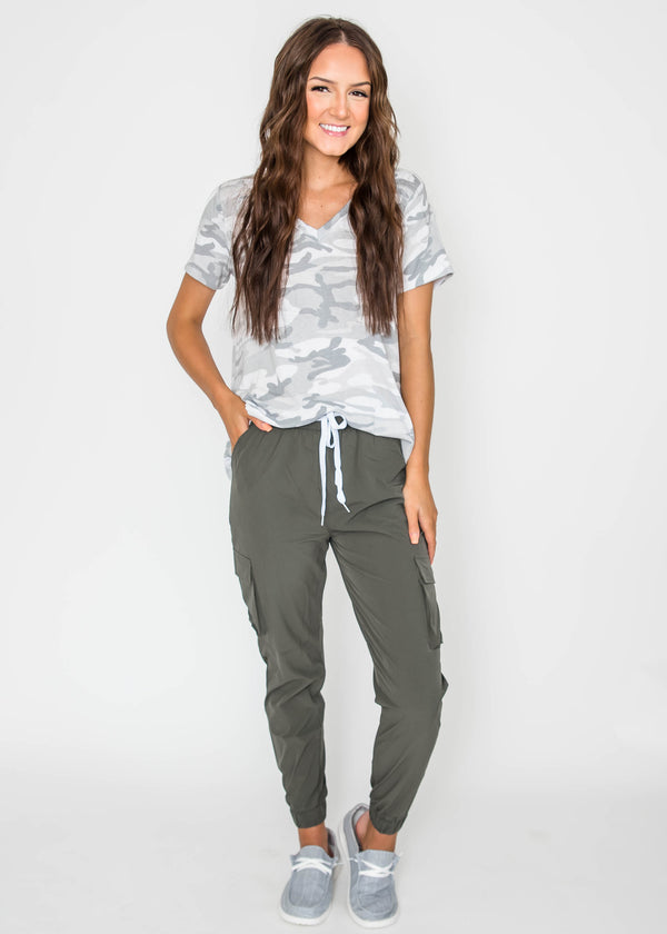 Cargo Utility Pants | FINAL SALE, CLOTHING, FORNIA, BAD HABIT BOUTIQUE