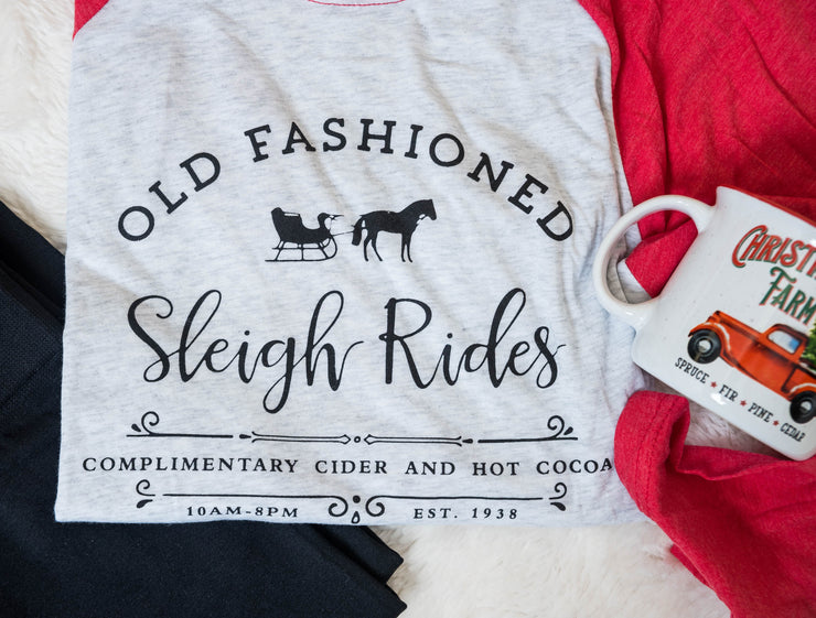 Ready for a Sleigh Ride - Gift Set