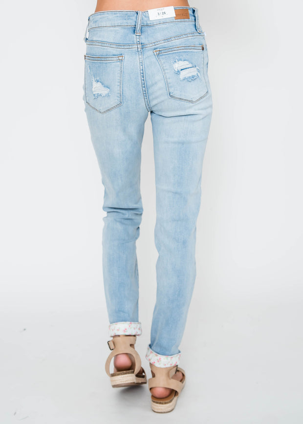 Judy Blue Skinny denim