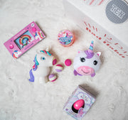 Unicorn Mystery Advent Calendar, unicorn Christmas gifts, Christmas 2019 gift guide for kids, hottest unicorn gift 2019