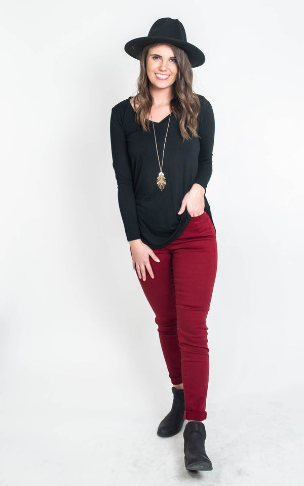 High Waist Colored Skinny Jeans - Judy Blue - Final Sale, CLOTHING, JUDY BLUE, BAD HABIT BOUTIQUE