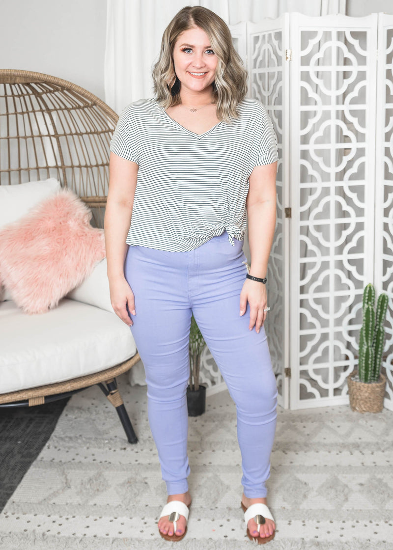 Everyday Basic Colored Jegging | FINAL SALE, CLOTHING, JC, BAD HABIT BOUTIQUE