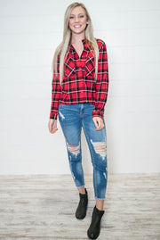 The Boyfriend Plaid Flannel