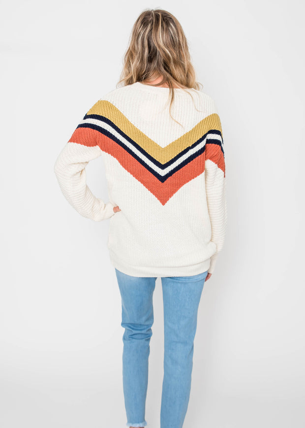 ivory sweater for women