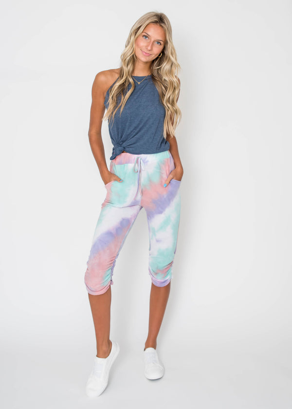 Relax Thing on your Mind Joggers | FINAL SALE, CLOTHING, Lovely Melody, BAD HABIT BOUTIQUE