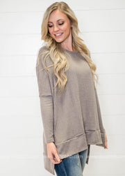 Cherish the Soft Dolman, TOPS, BAD HABIT BOUTIQUE , badhabitboutique