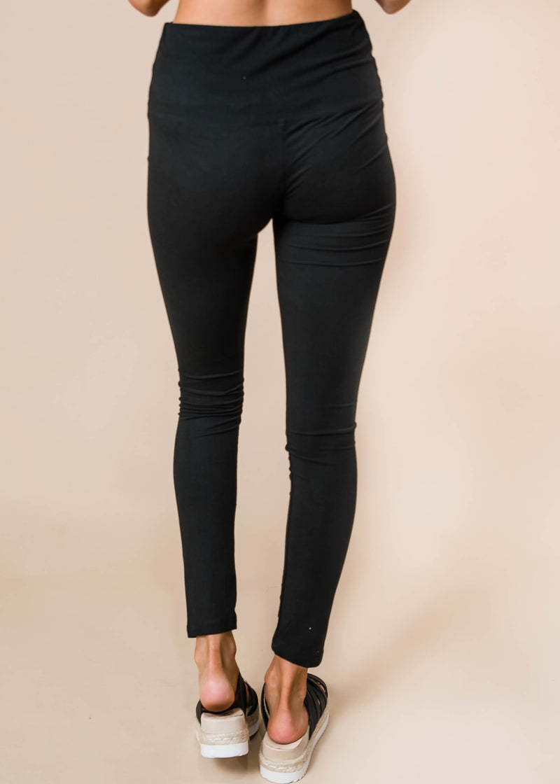 MOST-WANTED Black Butta Leggings, CLOTHING, Superline, BAD HABIT BOUTIQUE